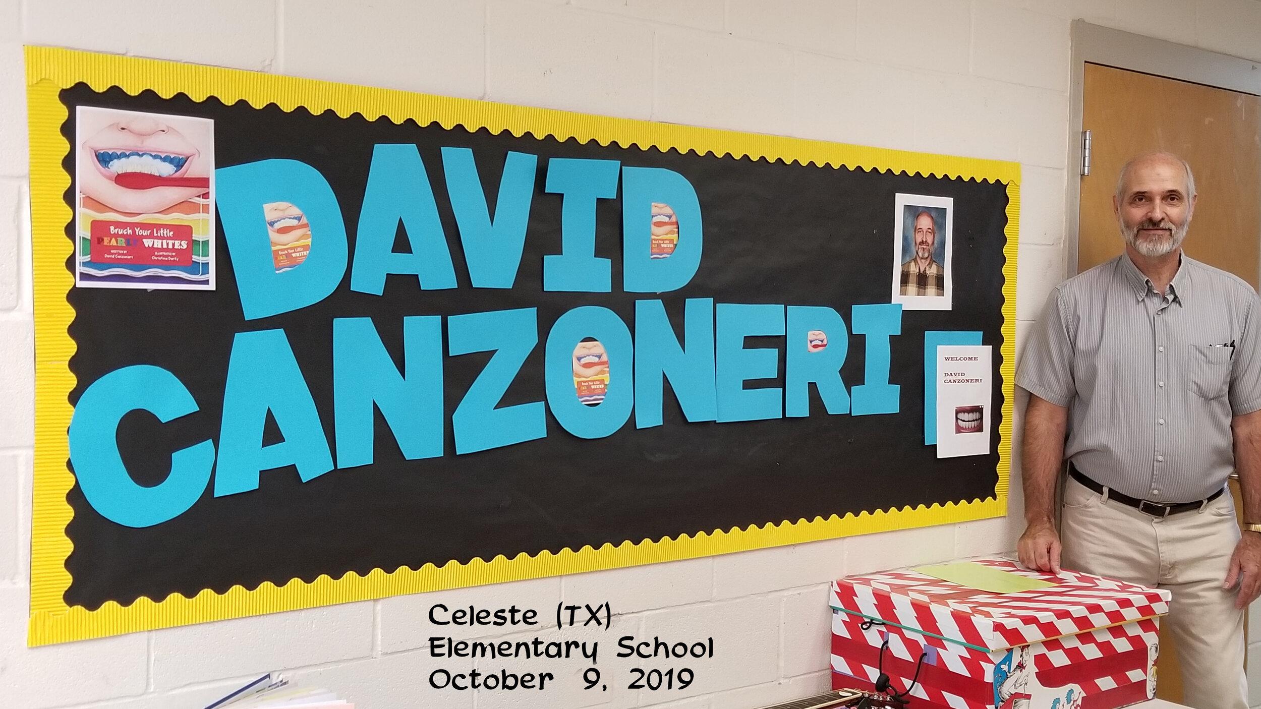David Canzoneri bulletin board.jpg