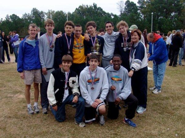 2008 Boys State Championship Team