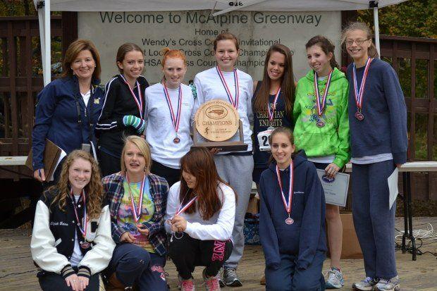 2010 Girls State Championship Team