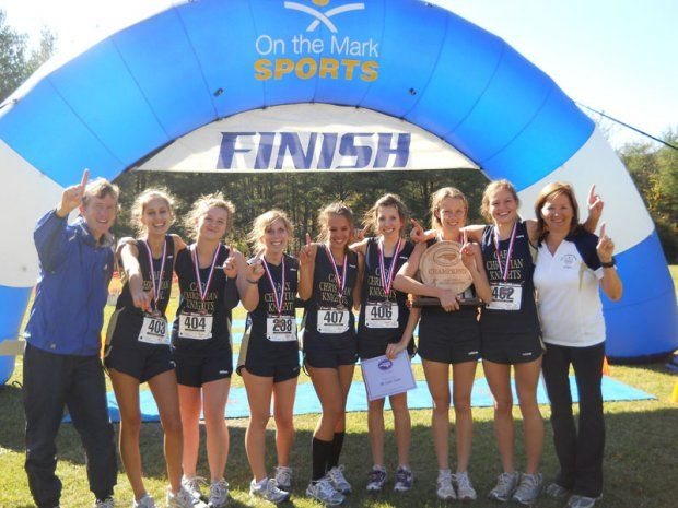 2011 Girls State Championship Team