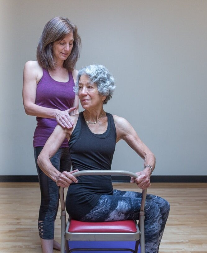 My areas of teaching experience & expertise include: - ✓ Alignment-Based Hatha Yoga✓ Chair Yoga✓ Restorative Yoga and Pranayama✓ Yoga for Cancer Patients and Survivors✓ Therapeutic Yoga For People with Injuries or Chronic Conditions