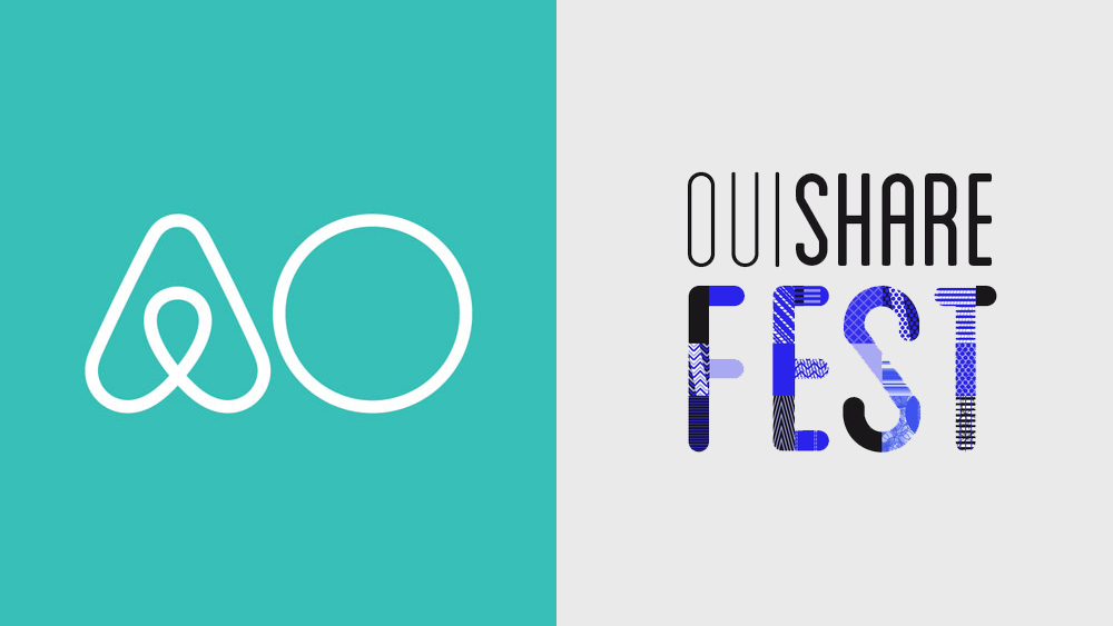 New economy and startup events: including Airbnb Open and OuiShareFest