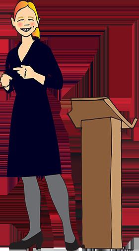April Rinne speaker