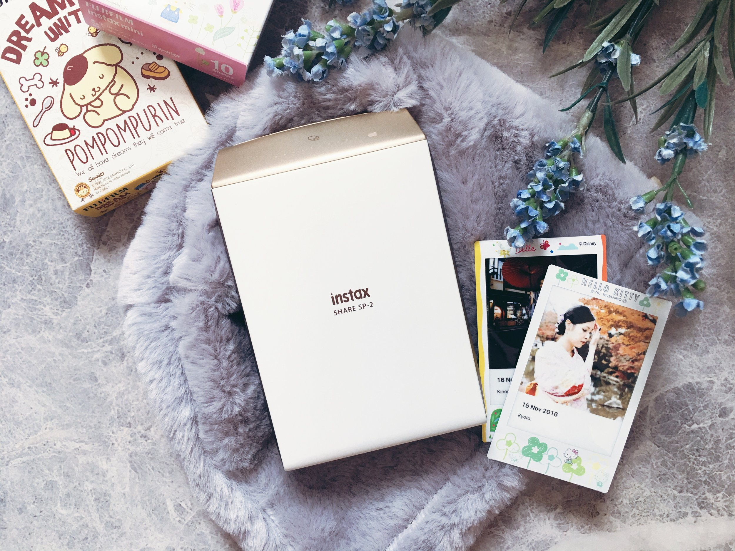 Fujifilm Instax Share SP-2 review: Turning any of my iPhone pics into Polaroid snaps