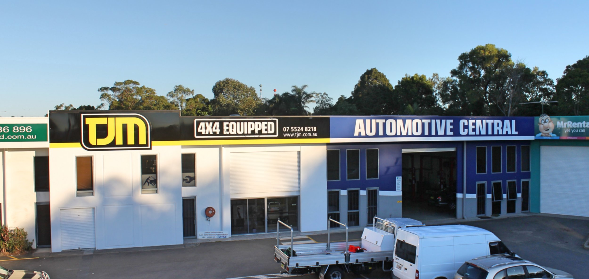 automotive central tjm tweed heads