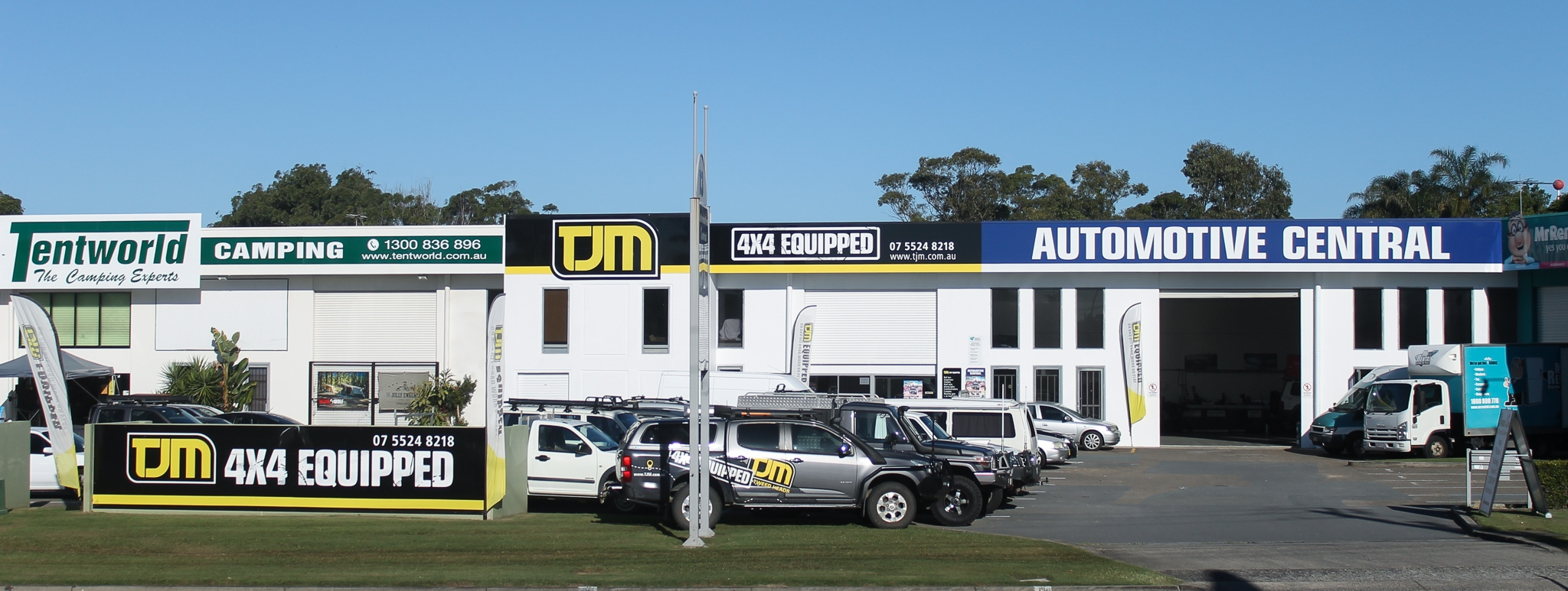 tjm tweed heads / automotive central