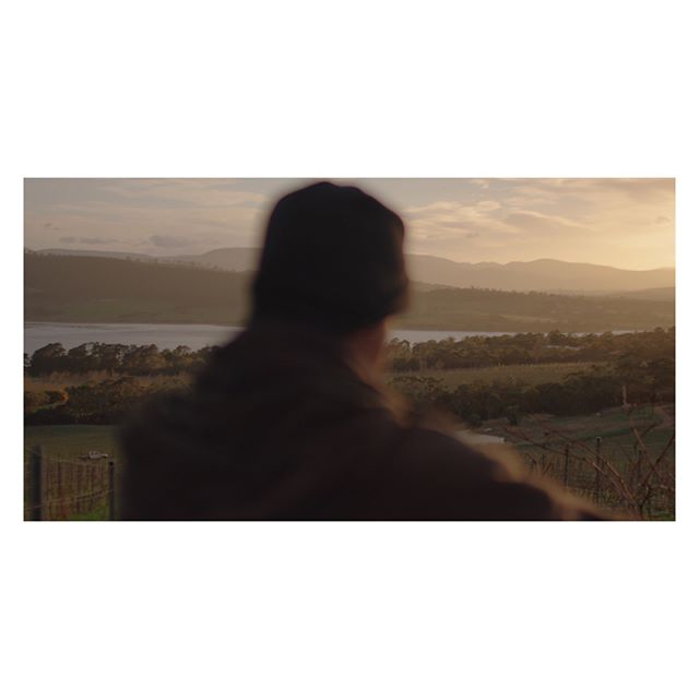 New work for @stefanolubianawines_osteria last week.  @tasmania  #canoncineprimes  #panasoniceva1  #filmmaking