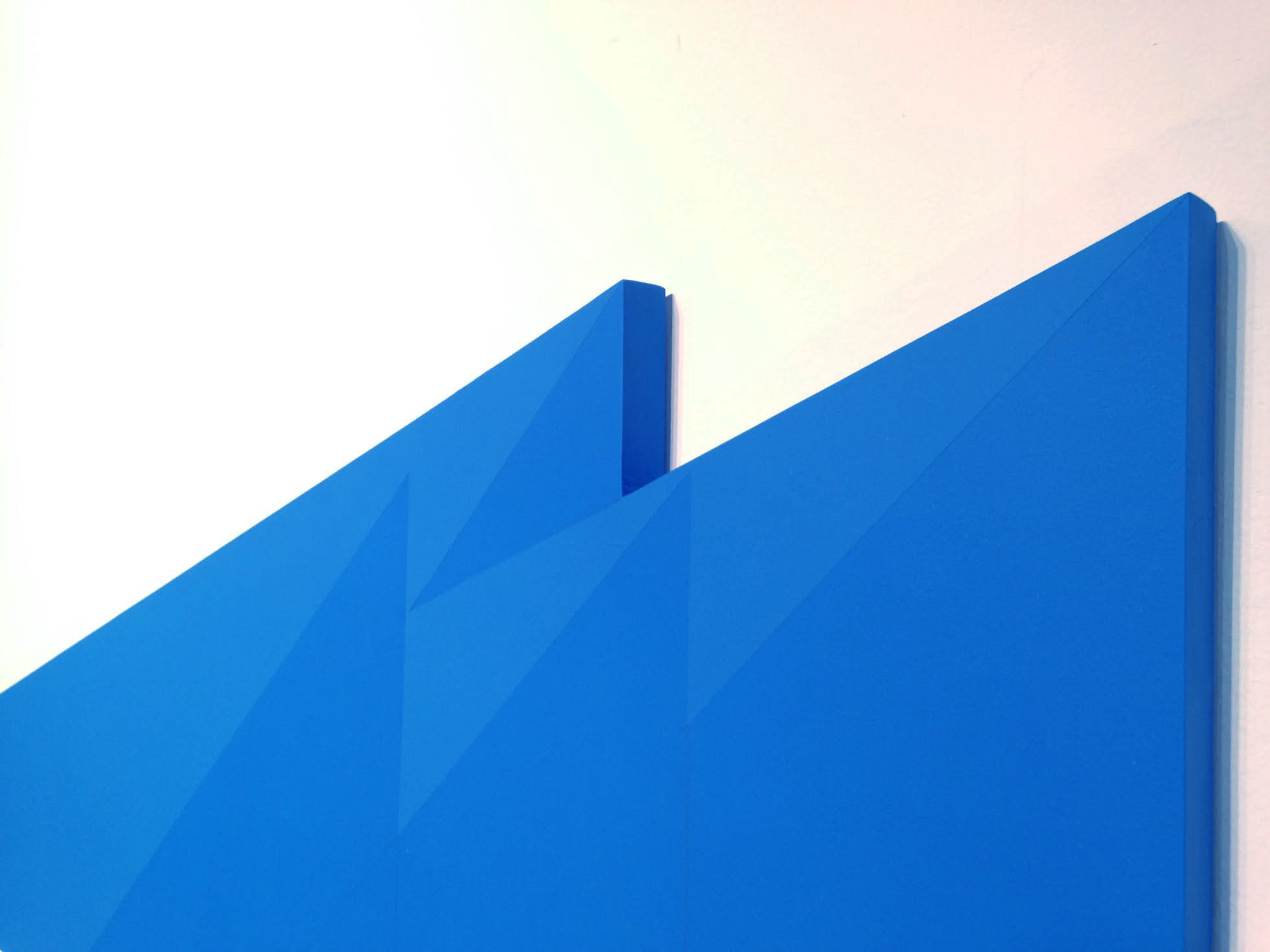 Blue Roofs  (detail)