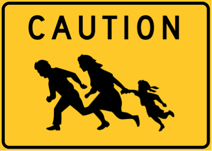 Politicalization of Immigration News