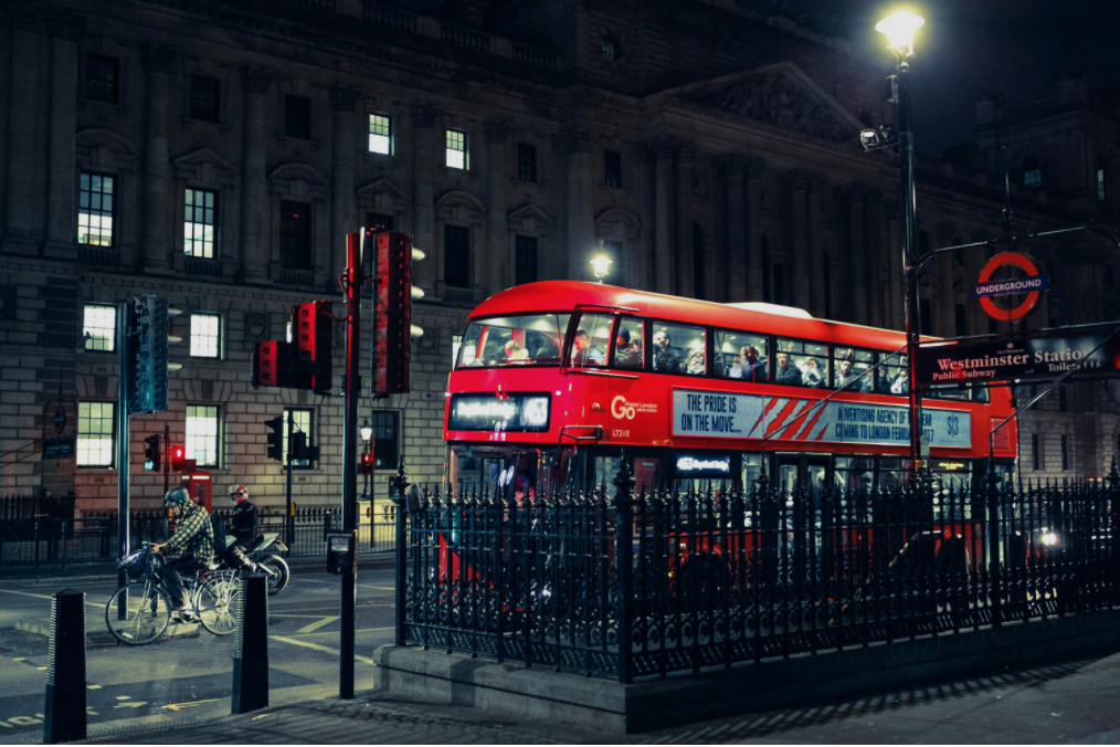 6 HOURS IN LONDON >> - AND HOW I OVERCOME THE FEAR OF UNKNOWN