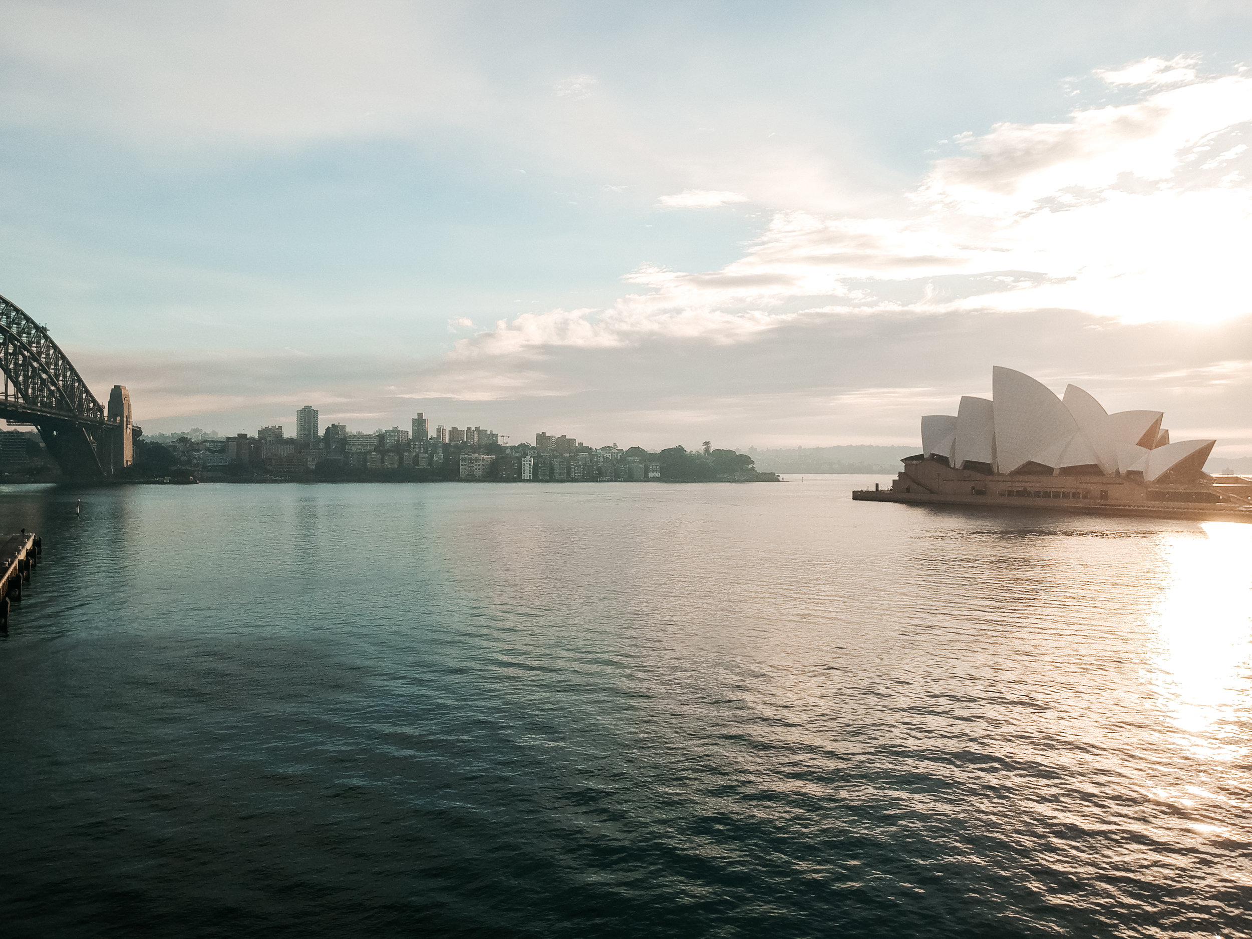 THE BEST5 SPOTS TO SITIN SYDNEY - Instead of roaming around the city like I always did. This time in Sydney, I sit still and couldn't take my eyes off of what Sydney got to offer. >>