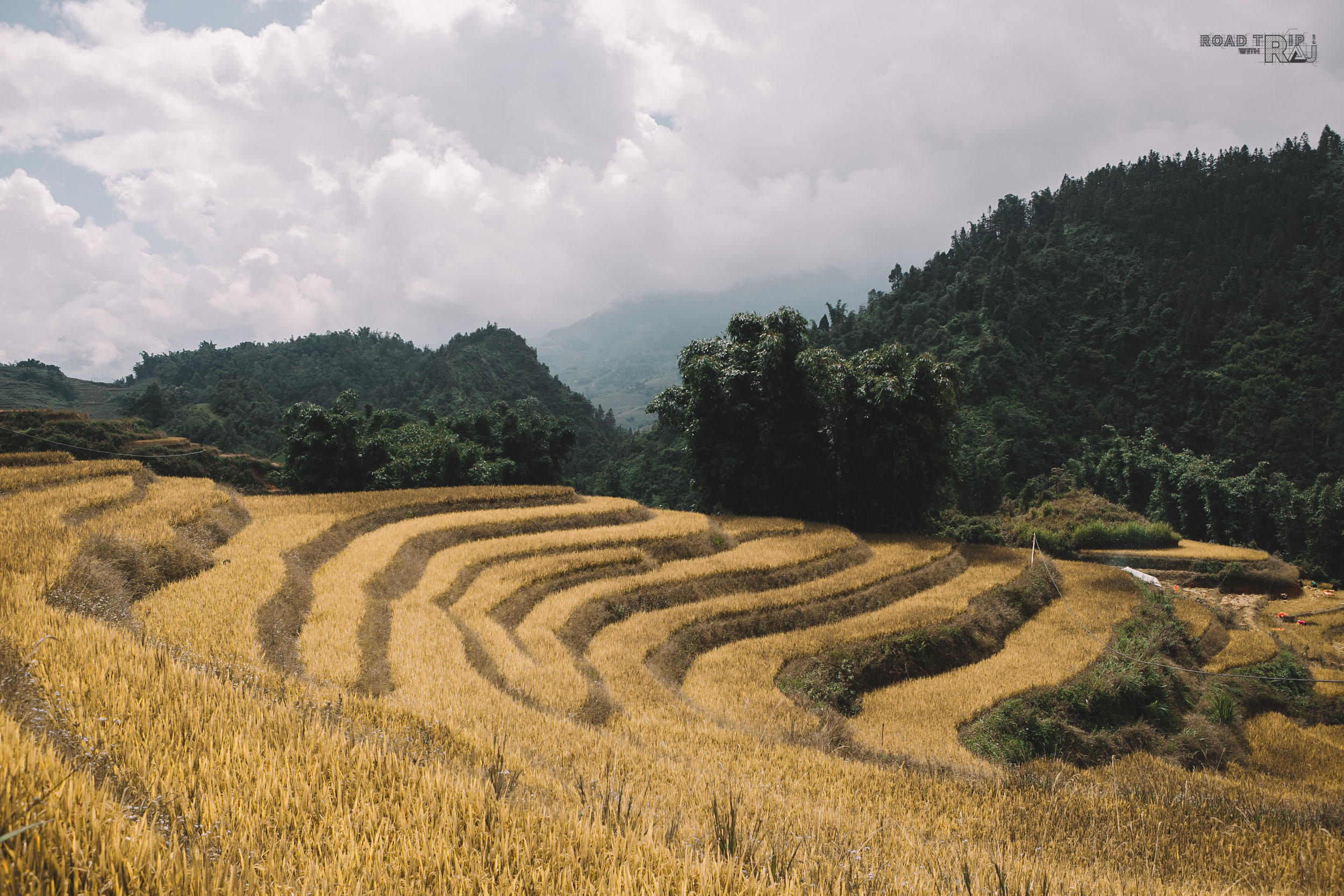 LET'S WANDER WHERE WIFI IS WEAK - There is no Wi-fi in the middle of the mountain, but you will find a better connection in Sapa, Vietnam >>