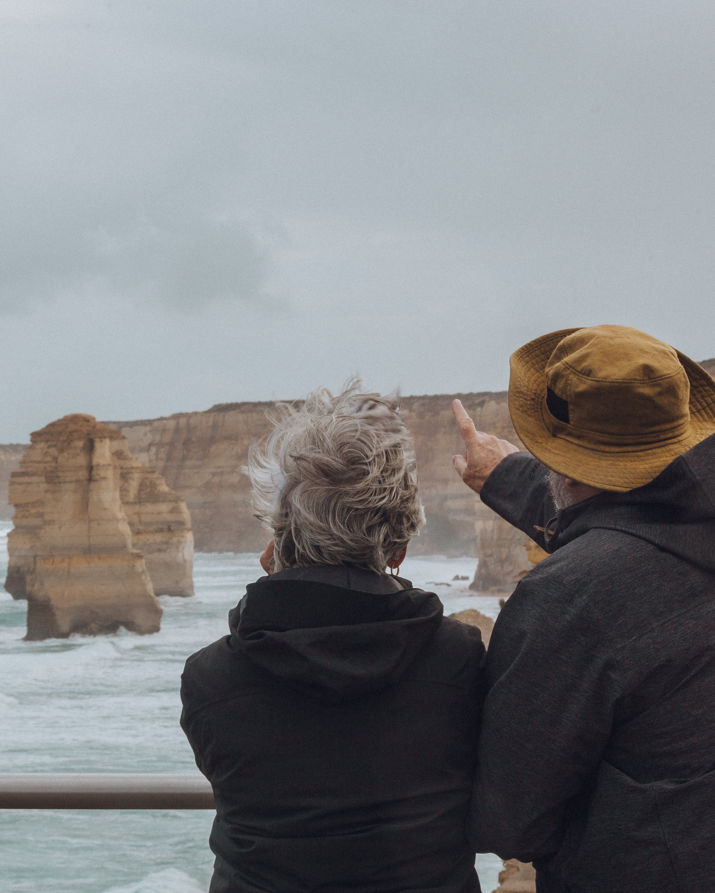 12 APOSTLES & 12 THOUGHTS AS I DROVE ALONG 'THE GREAT OCEAN