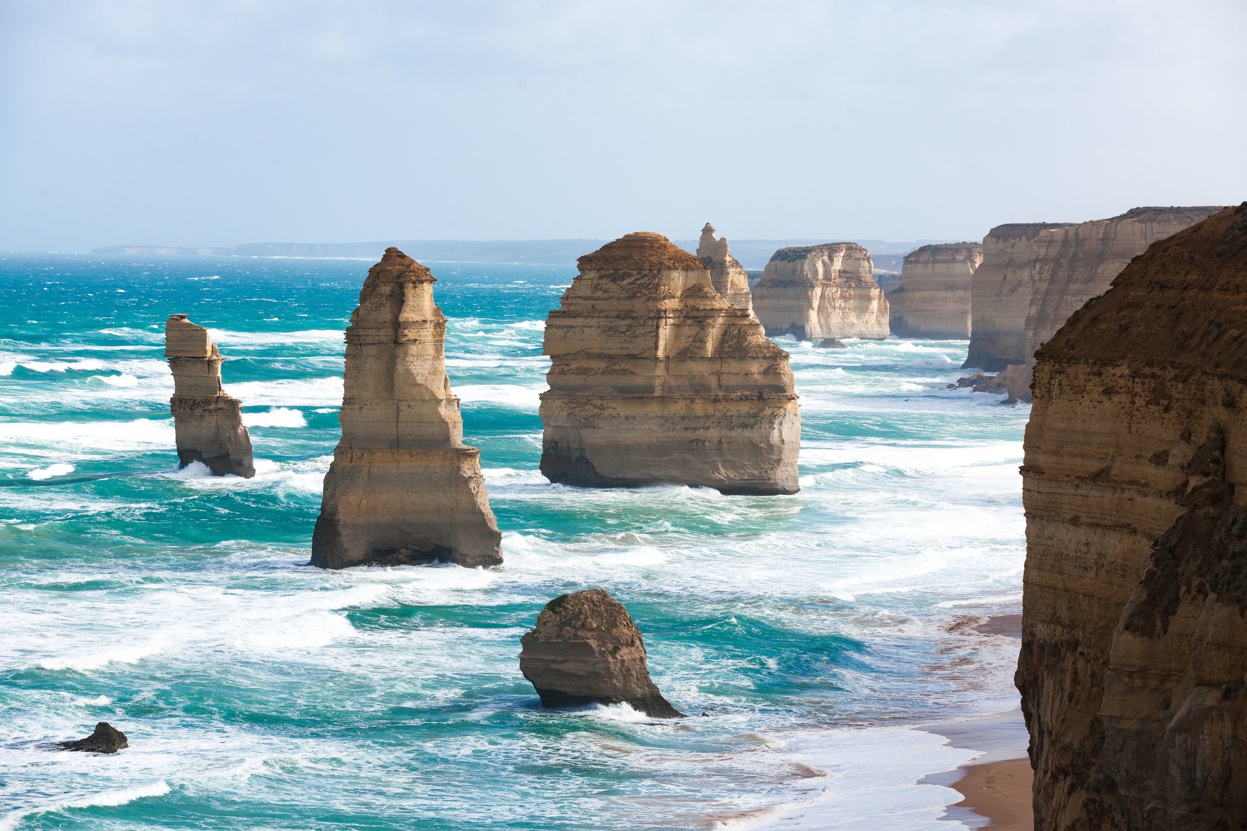 12 APOSTLES & 12 THOUGHTS - MELBOURNE