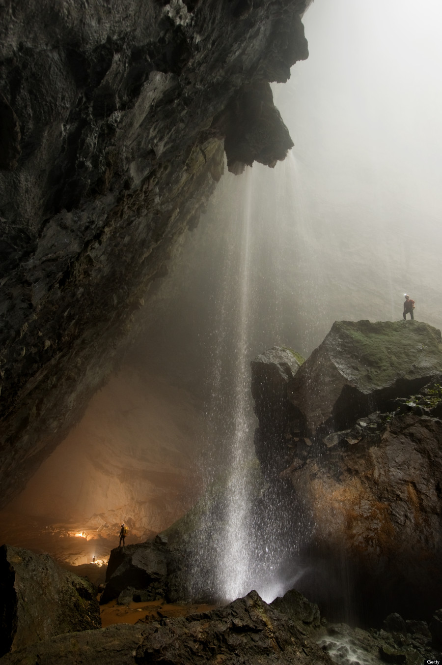 TRIP OF THE YEAR: JOIN ME TO THE WORLD'S LARGEST CAVE... - THE NEXT ROAD TRIP... WALK WITH ME TO HANG SON DOONG CAVE - VIETNAM, IT'S MAGNIFICENT! >>          Photo credit to: huffingtonpost.com