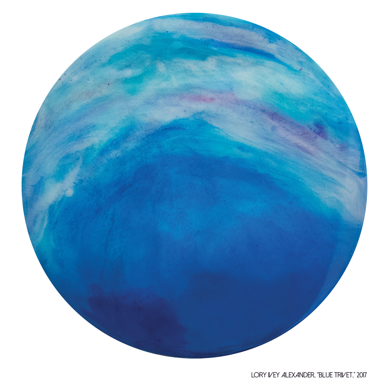 PRINT_2017_Lory Ivey Alexander_Blue Trivet_1500px_acrylic epoxy.jpg