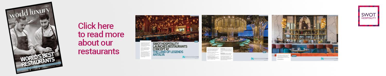 World Luxury World's Best Restaurants