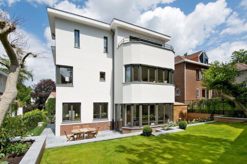 Stevens  -Transformation d'une habitation et ajout d'un étage.