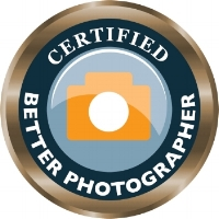Certified Better Photographer from BetterPhoto.com