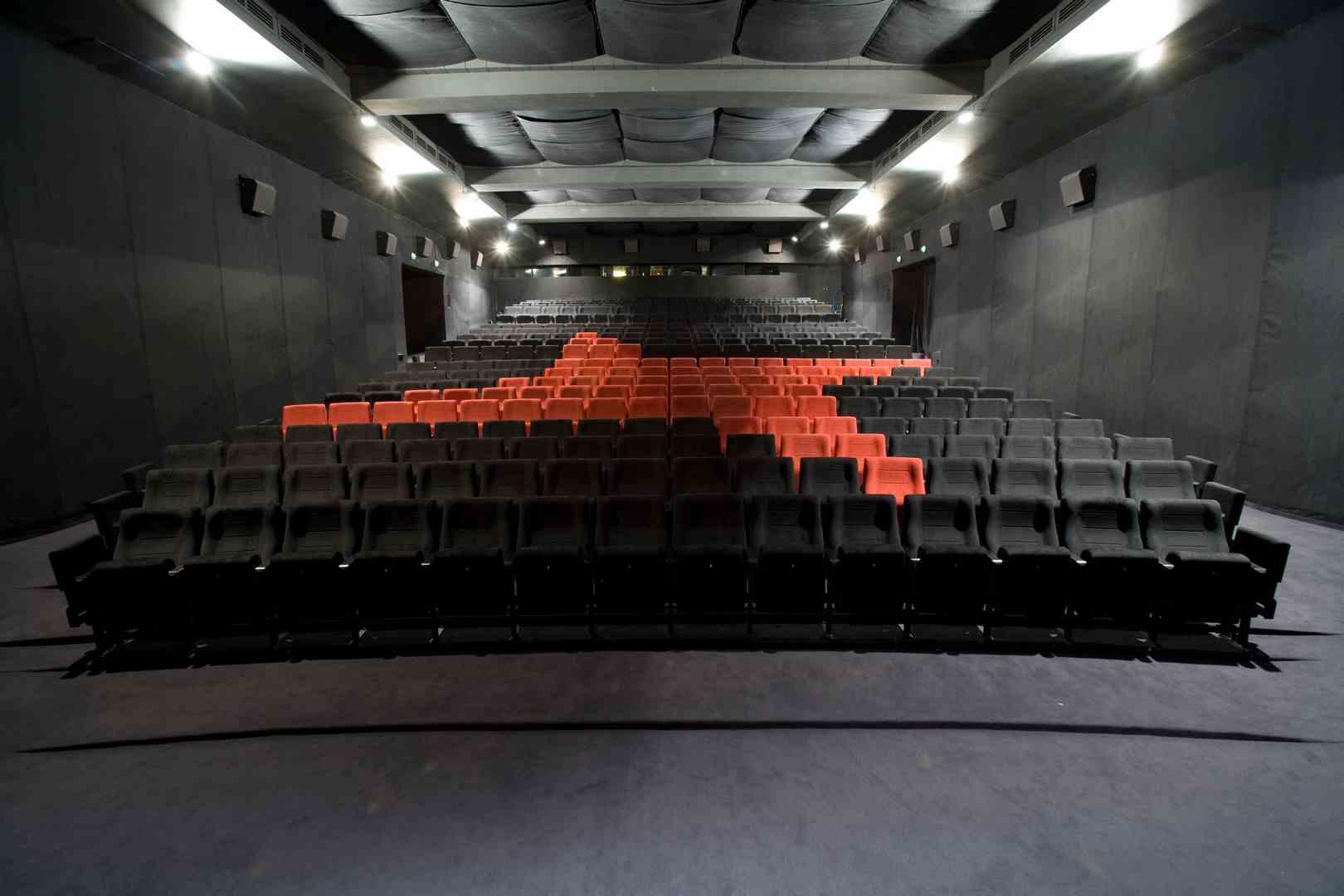 Kino Světozor's Grand Hall