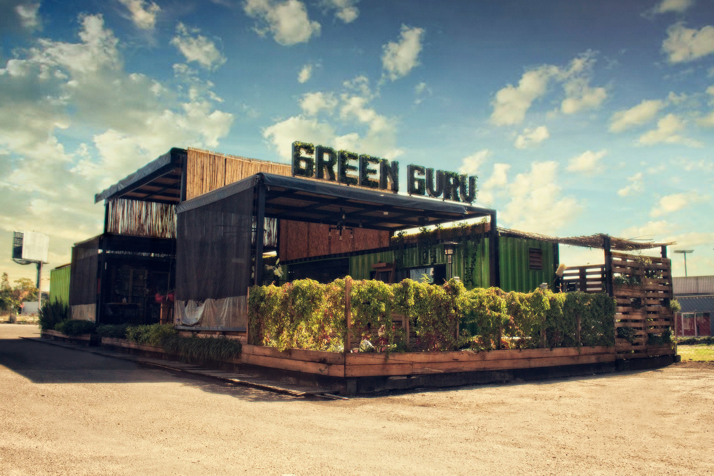 Restaurant Green Gurú