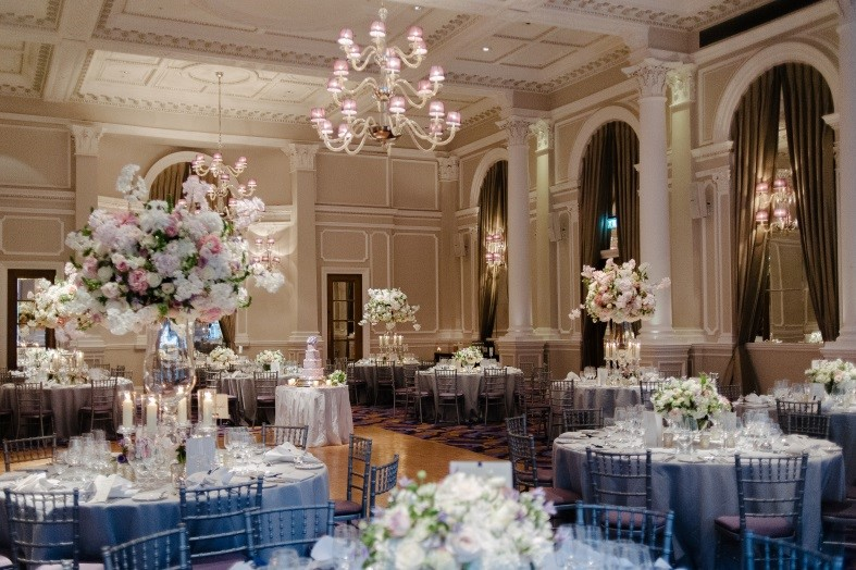 Catriona and Tom certainly had the gut reaction with this beautiful London venue;  The Corinthia Hotel  Photo Credit:  Jez Dickson Photography