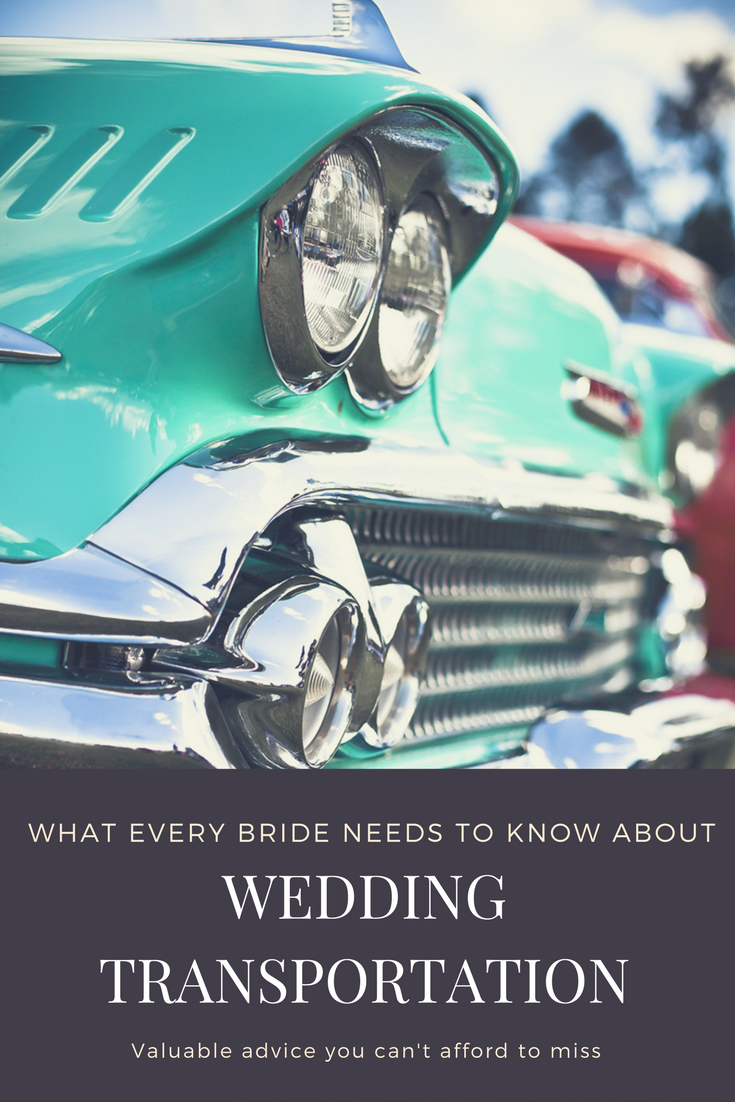 How to choose wedding transportation Cambridgeshire