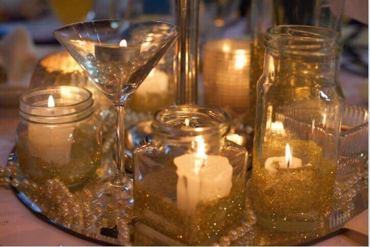 Photo Credit:  Kooky Weddings  Styling:  Venue styling by SARA