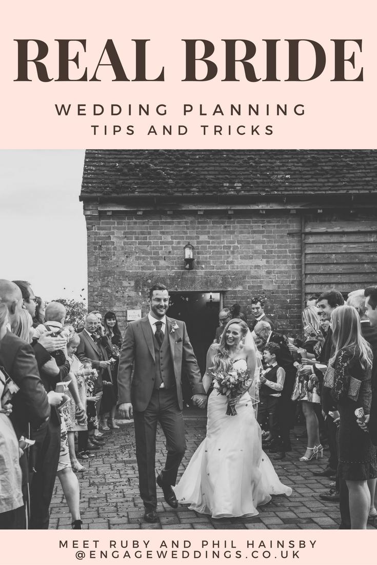 Wedding Planning Real Bride Advice