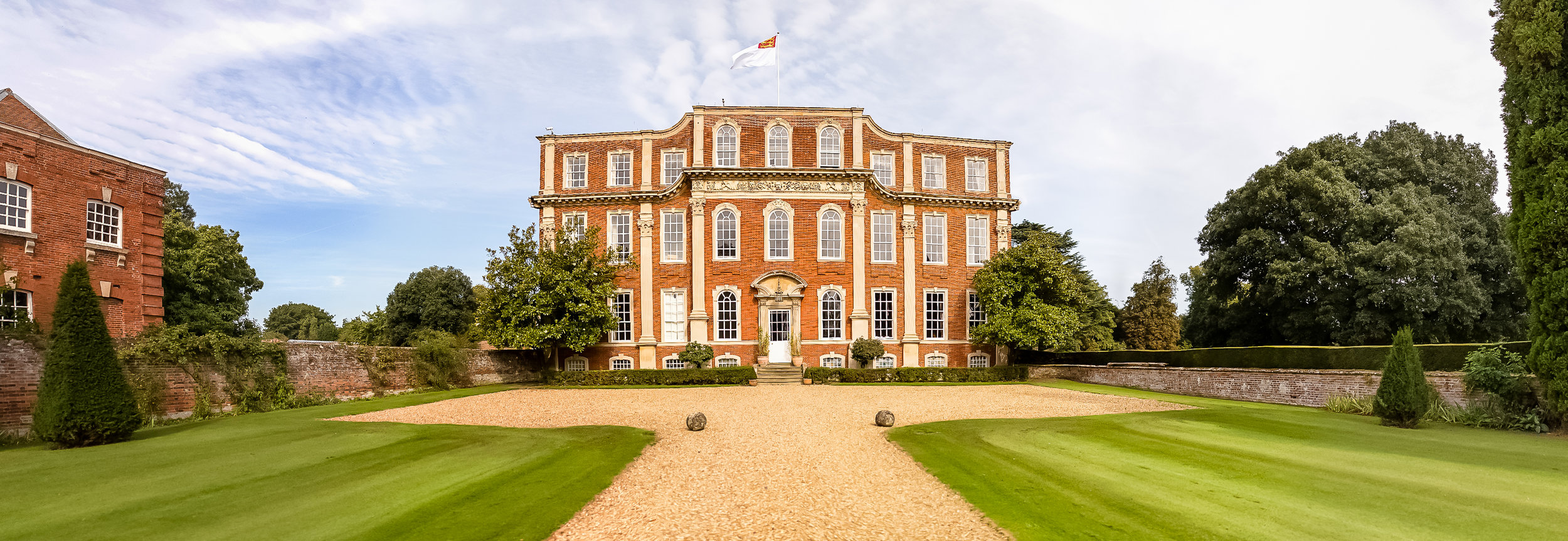 Chicheley Hall - Licensed for ceremoniesHouse capacity: 80 seated guests / 150 evening guestsMarquee in the grounds capacity: 600 seated guestsEmail address:  Chicheleyweddings@chicheleymiltonkeynes.co.uk