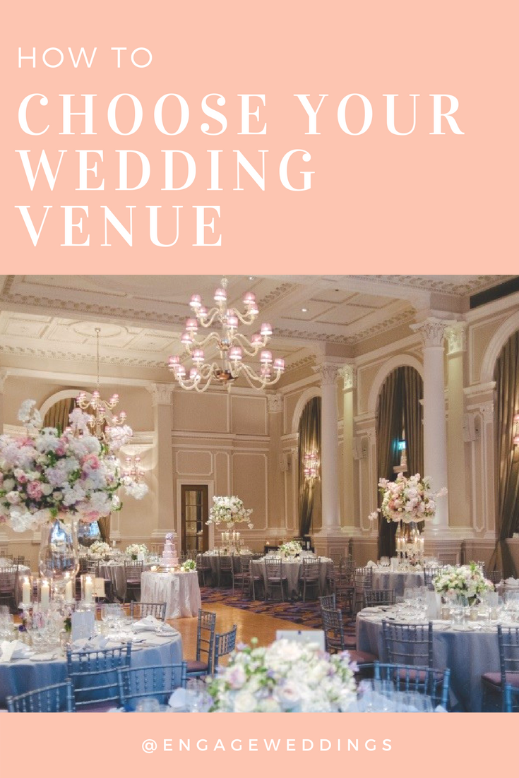 How to choose your wedding venue with Claire Clarke Weddings