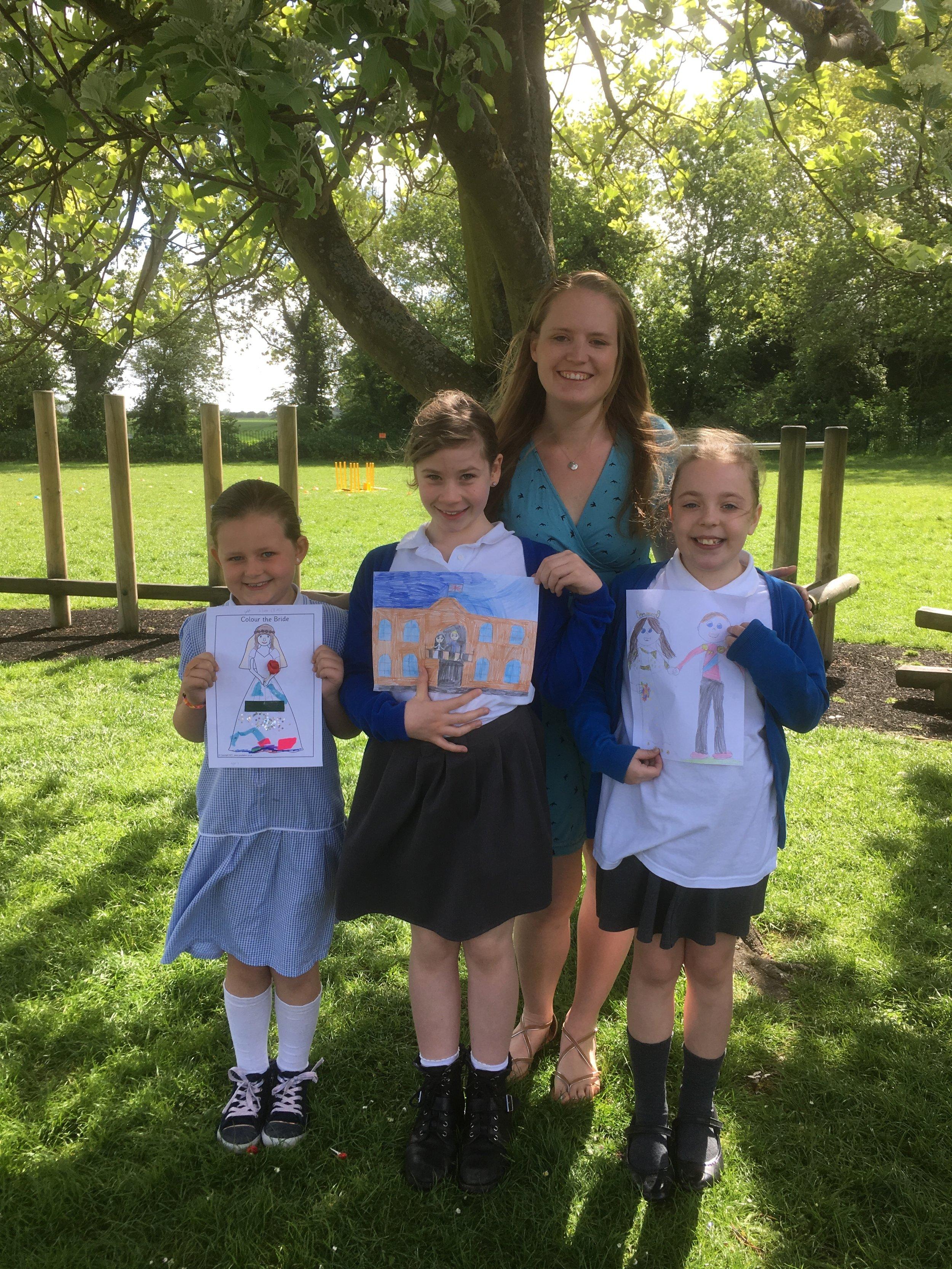 bedfordshire royal wedding winners