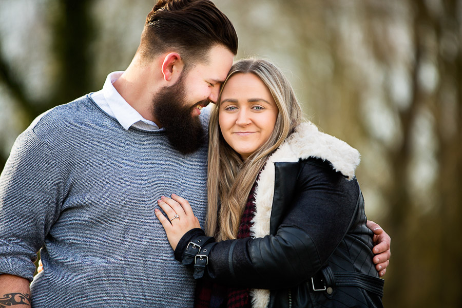 engagement photo shoot Hertfordshire wedding photographer Lee Rushby