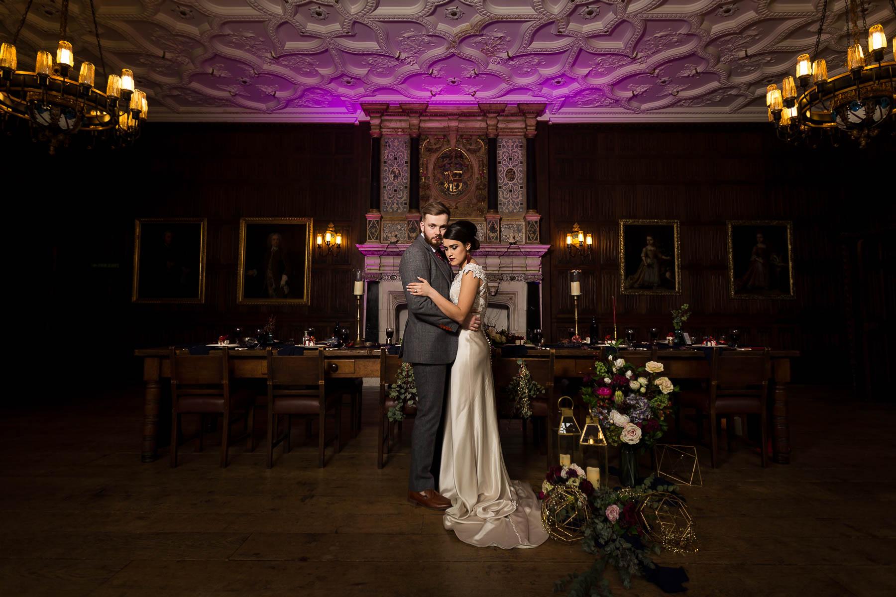 red berry and navy wedding inspiration hertfordshire wedding ideas