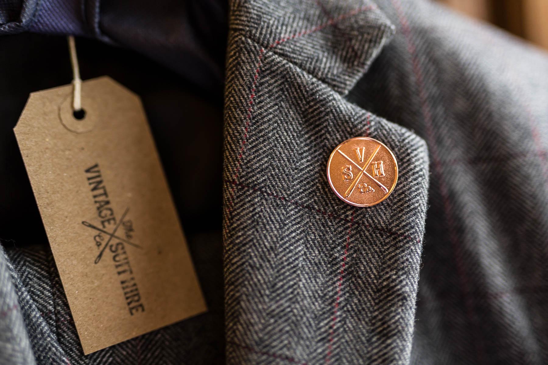 the vintage suit hire company bedford tweed suit hire