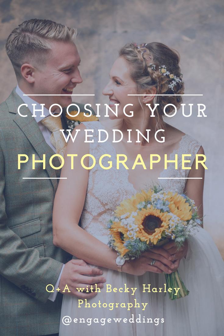 choosing your hertfordshire wedding photographer