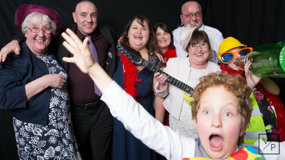 will our guests have fun at out wedding veiled productions cambridgeshire