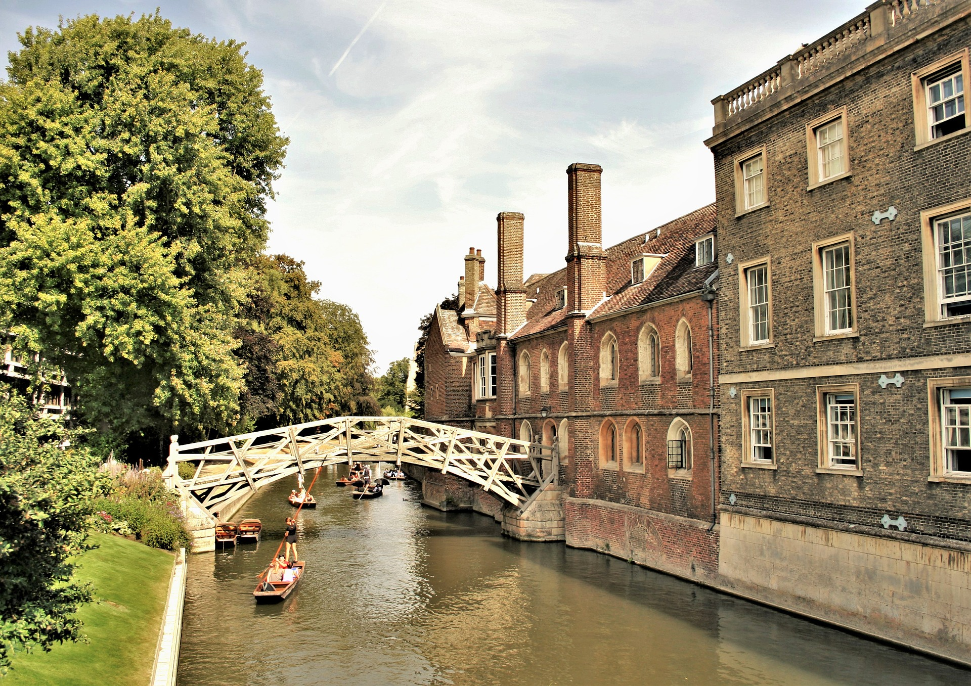 Cambridge Weddings Date Nights Punting