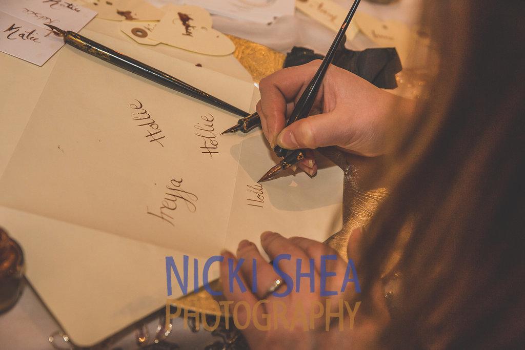 Wedding Calligraphy Bedfordshire
