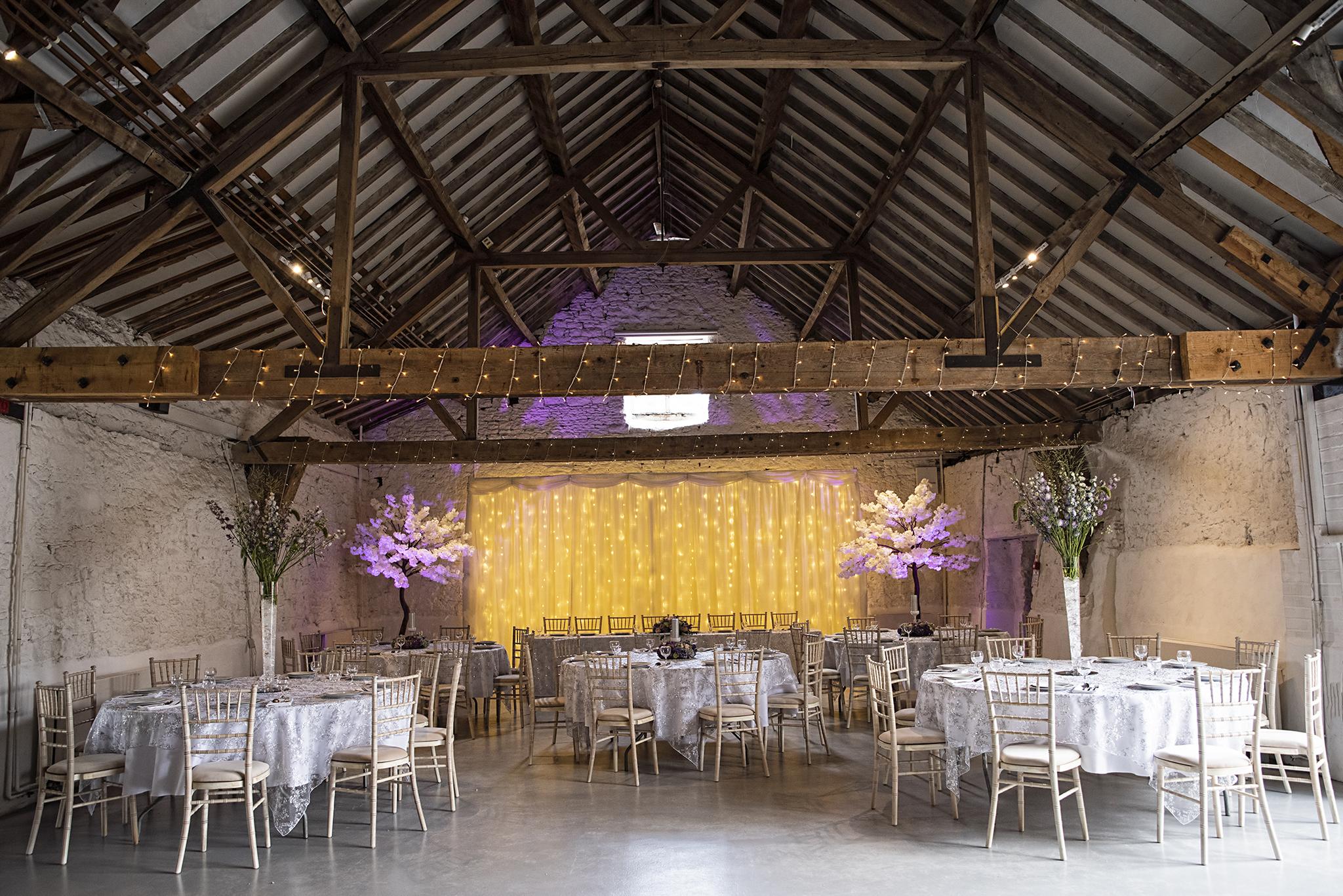 Wedding Barn Styled Shoot Bedfordshire