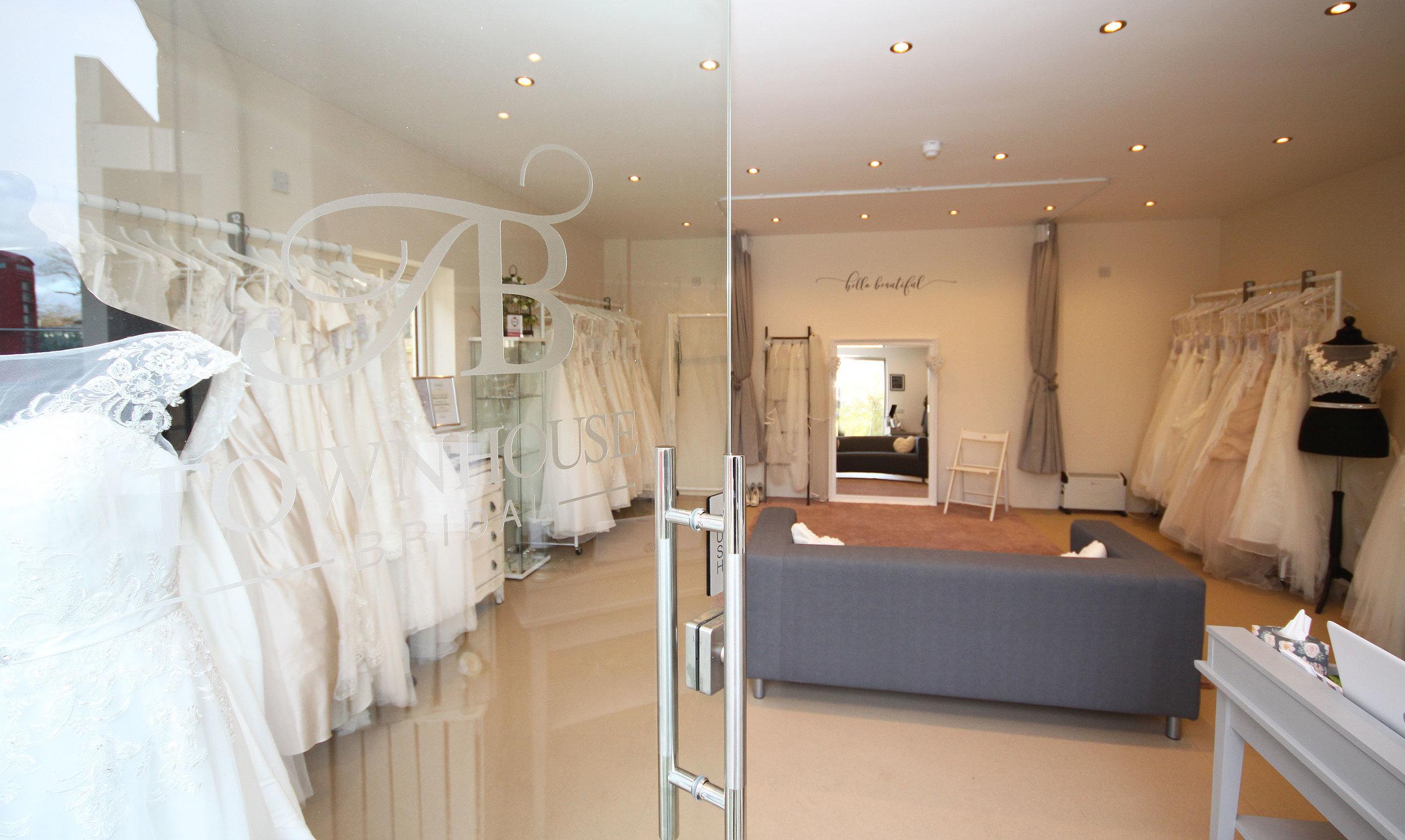 townhouse bridal bedfordshire wedding