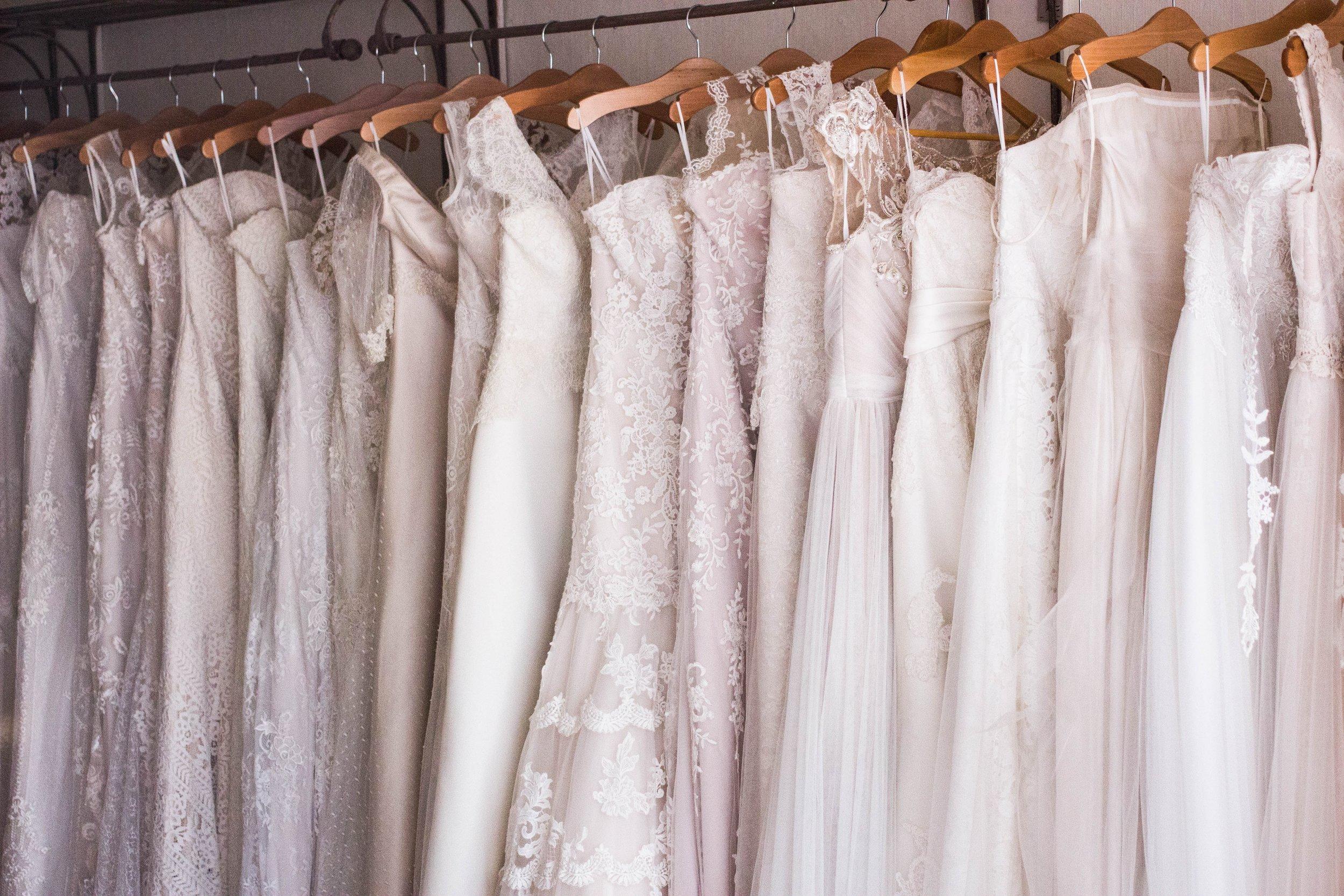 wedding dress shopping bedfordshire