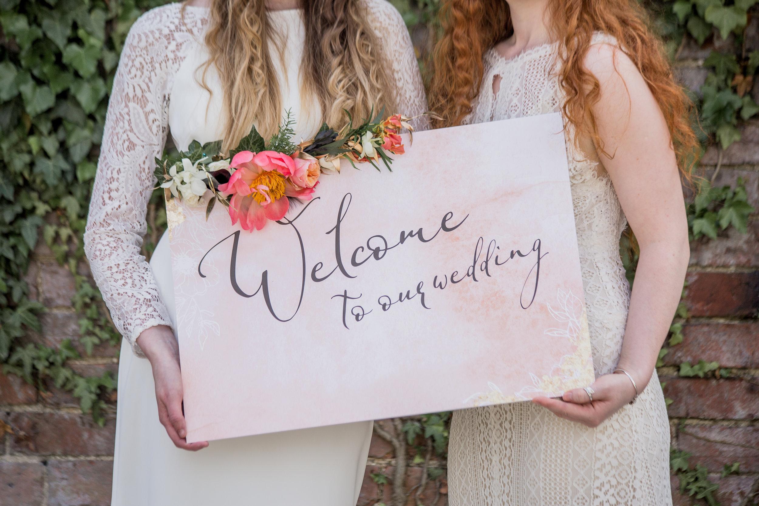 Stationery:  With Love Weddings  Photo credit: Elen Studio Photography