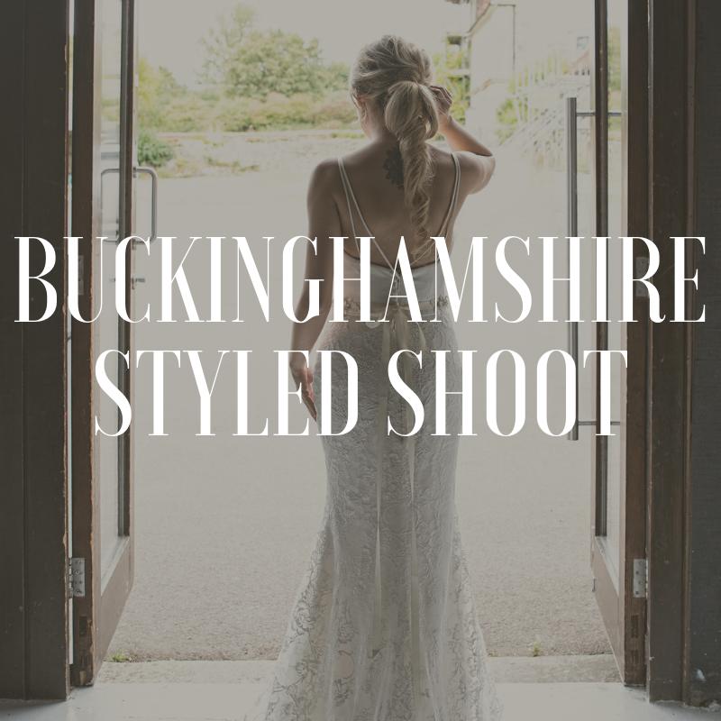 buckinghamshire styled shoot weddings