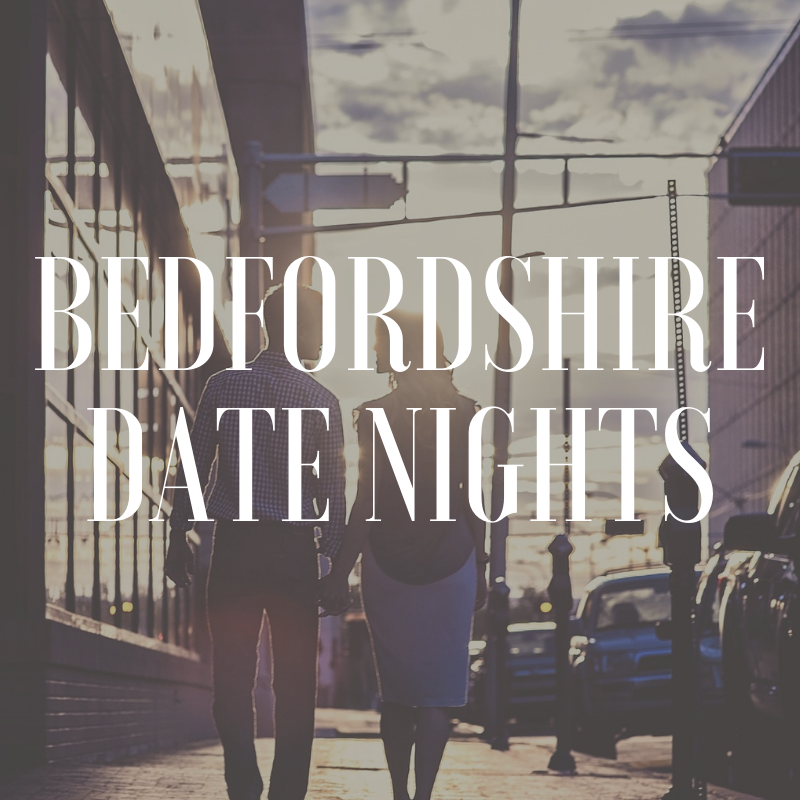 bedfordshire date nights weddings