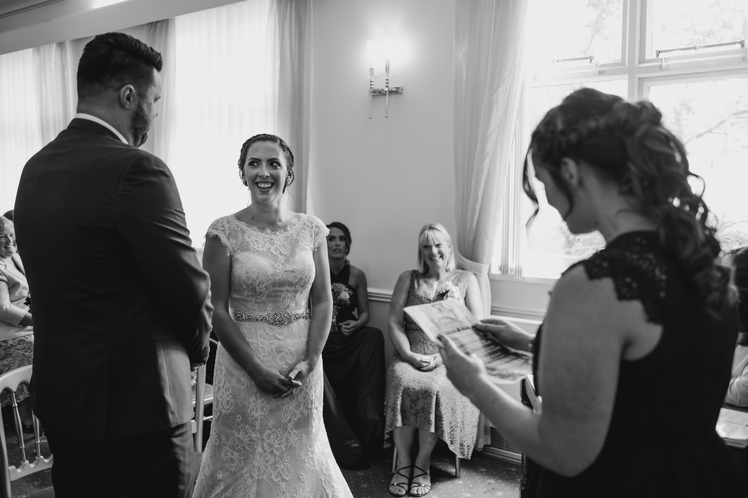 Cambridge Registry Office - Lee Allison Photography