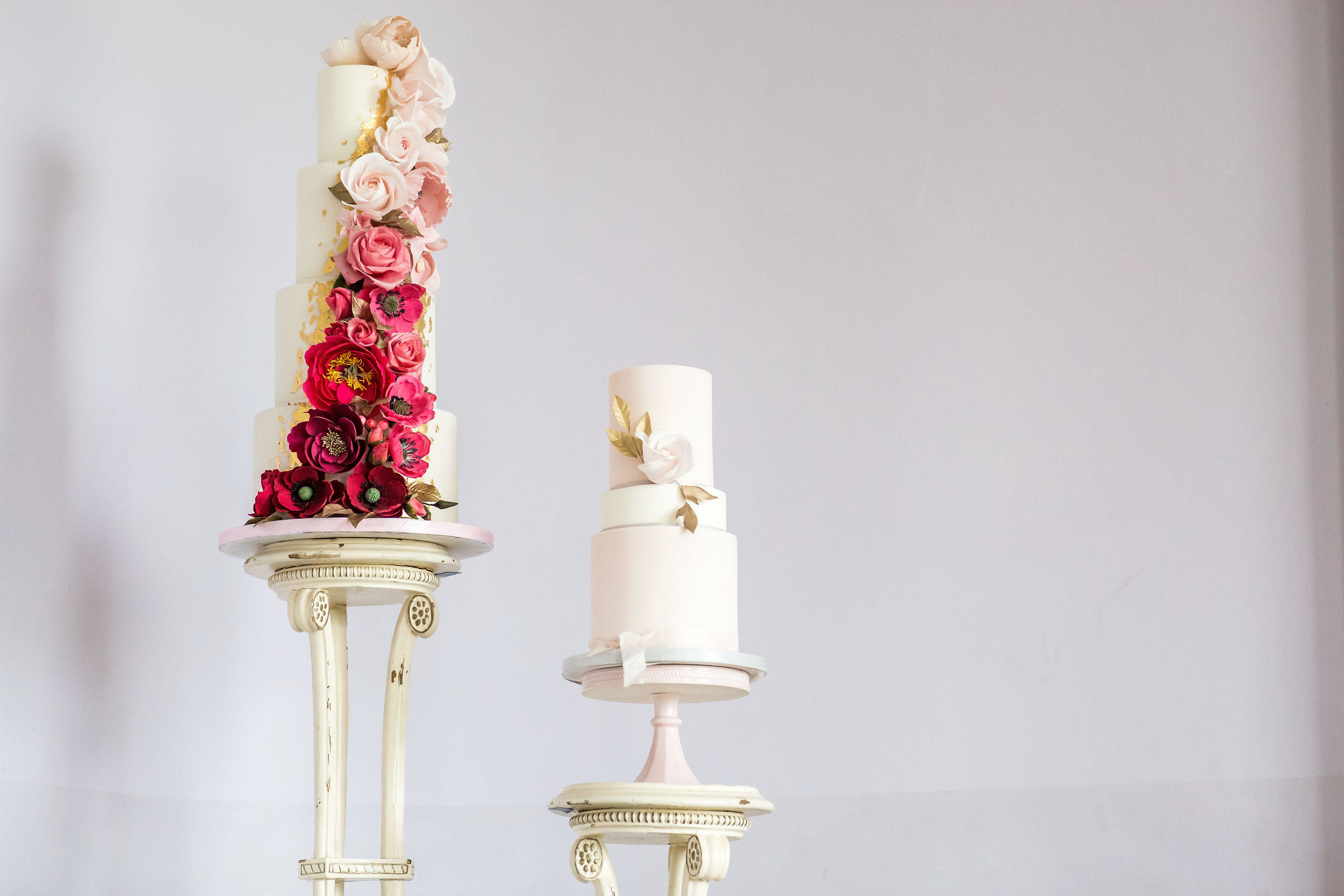 wedding cake hertfordshire