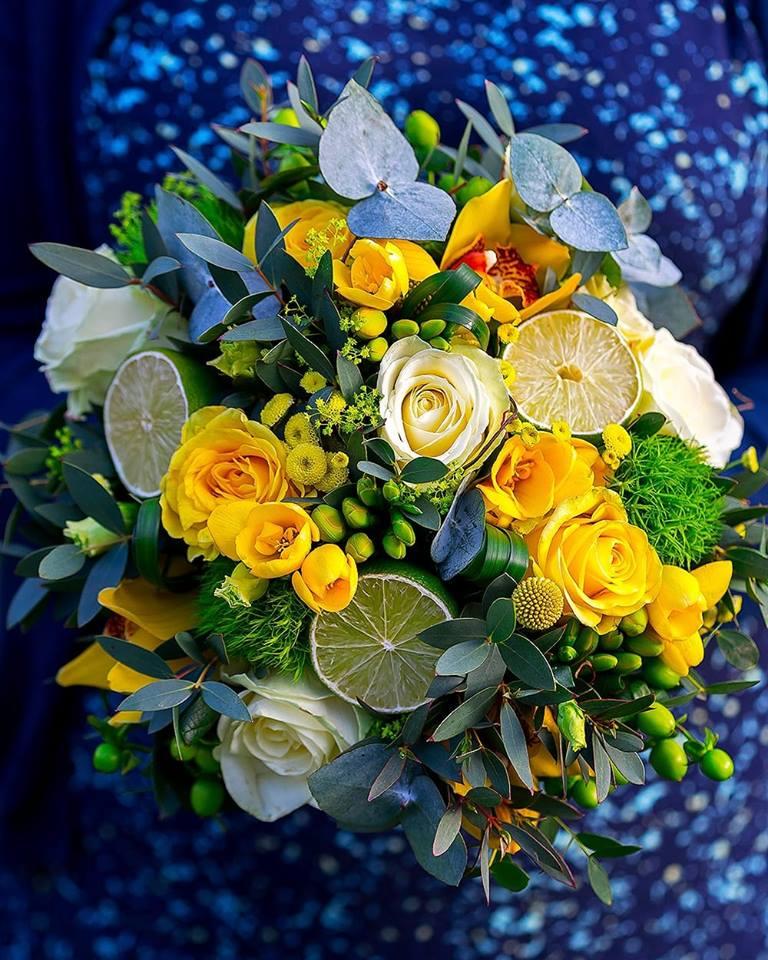 2019 Floral Wedding Trends Bedfordshire