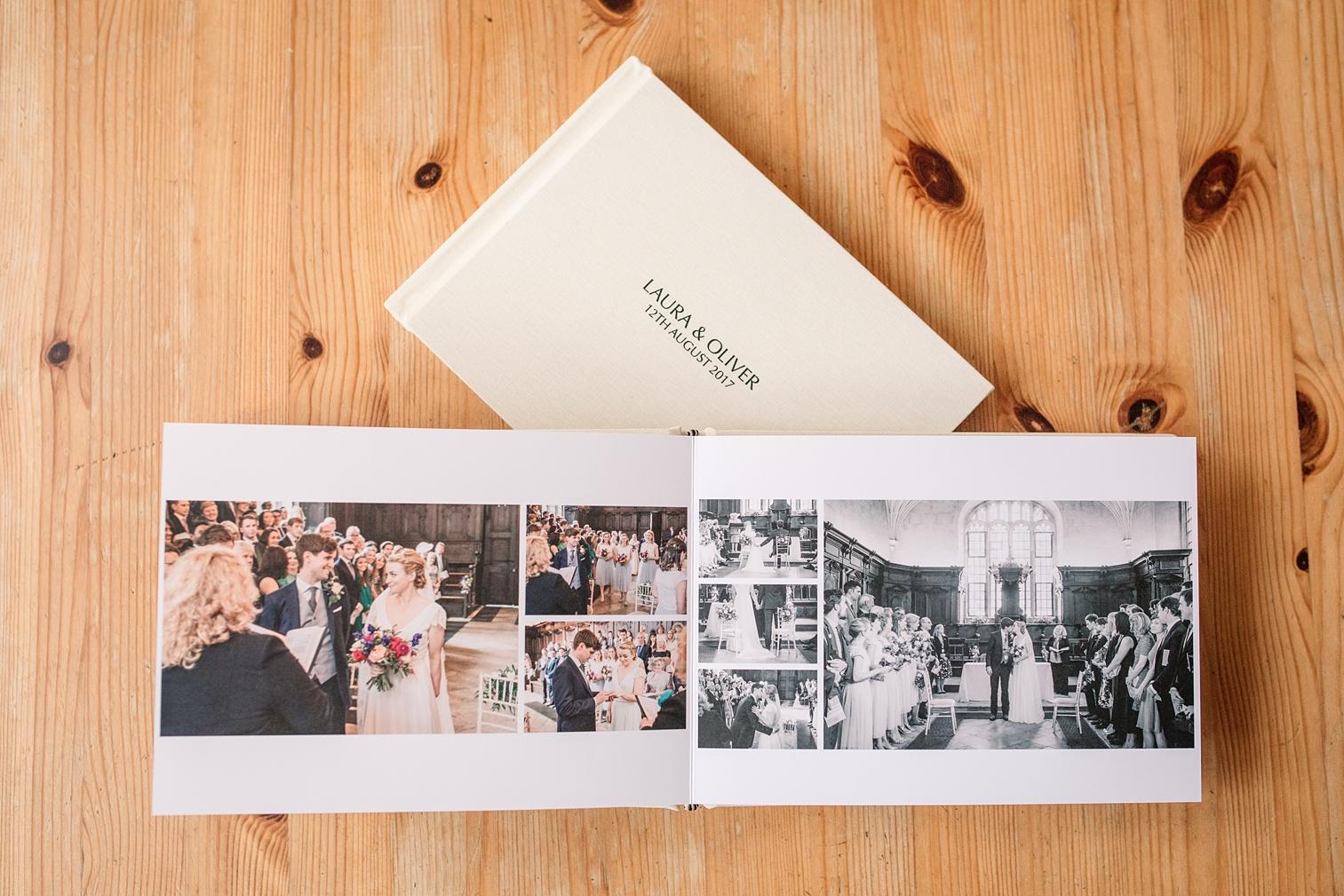 Wedding albums hertfordshire becky harley