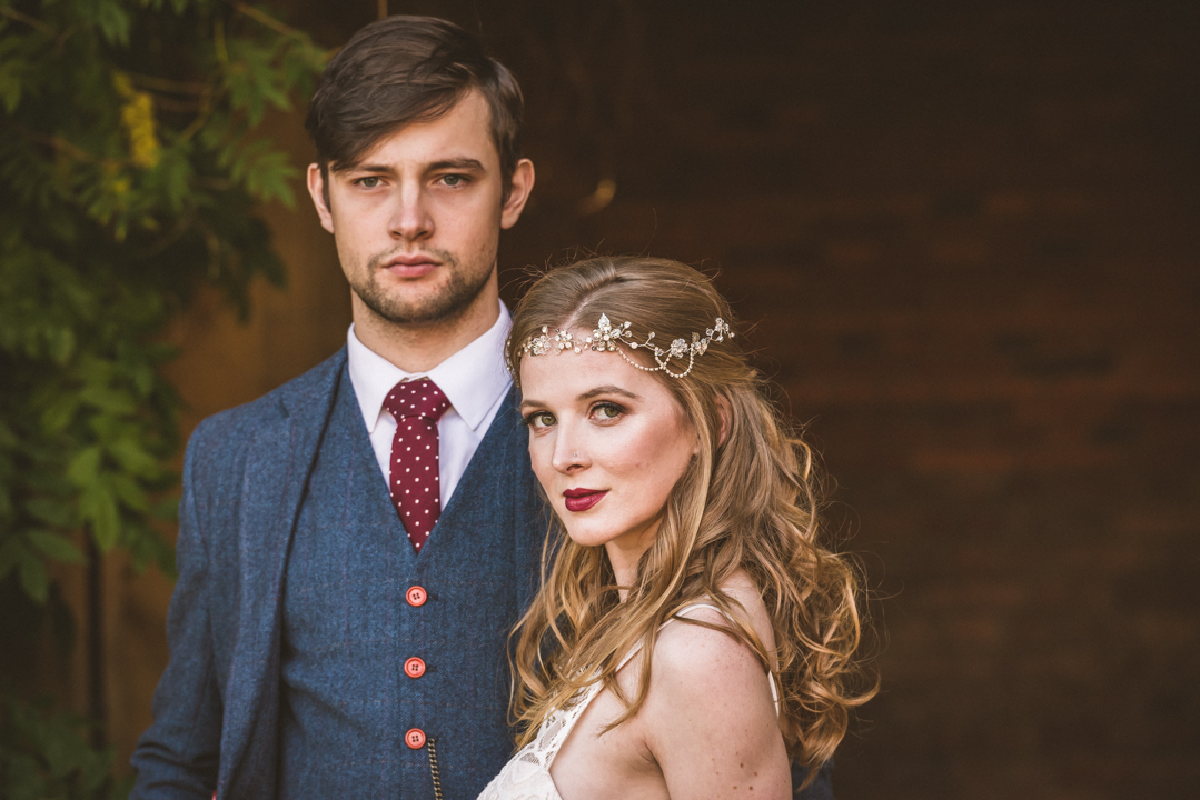 Perfect timing photography wedding shoot Putteridge Bury Bedfordshire